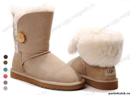 УГГ-МАГАЗИН женская зимняя обувь.